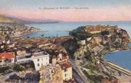 AQ61 Principaute De Monaco, Vue Generale - Monaco