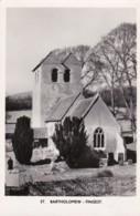 AQ61 St. Bartholomew, Fingest - RPPC - Buckinghamshire