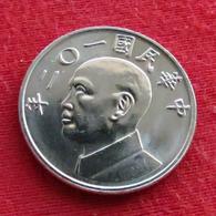 Taiwan 5 Yuan 2013 / 102 Y# 552 Lt 727  China Formosa Chine - Taiwan