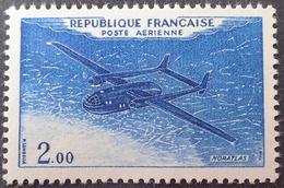 R1615/807 - 1960 - POSTE AERIENNE - NORATLAS - N°38 NEUF** LUXE - Poste Aérienne