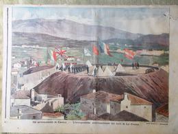 La Tribuna Illustrata 21 Marzo 1897 Emanuel Lasker Candia Macao Ruggero Lauria - Avant 1900