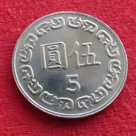 Taiwan 5 Yuan 1984 / 73 Y# 552 Lt 756  China Formosa Chine - Taiwan