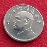 Taiwan 5 Yuan 1983 / 72 Y# 552 Lt 546  China Formosa Chine - Taiwan