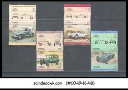 TUVALU - 1984 CLASSIC AUTOMOBILES - 8V -  MINT NH - Cars