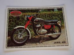 PANINI Super MOTO N°87 JAWA 400 - Panini