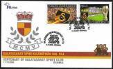 2005 TURKEY THE CENTENARY OF THE GALATASARAY SPORTS CLUB FDC - FDC