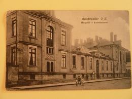 Bouxwiller Hopital Rue Du Canal - Bouxwiller