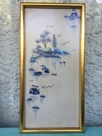Broderie Indochinoise  Faite  Main - Asian Art