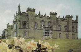 Postcard Arbury Hall The East Front Nuneaton Warwickshire My Ref  B13615 - Autres