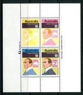 Australia 1976 National Stamp Week MS MNH (SG MS634) - 1966-79 Elizabeth II