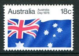 Australia 1978 Australia Day MNH (SG 657) - 1966-79 Elizabeth II