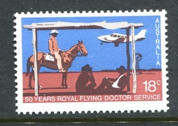 Australia 1978 50th Anniversary Of Royal Flying Doctor Service MNH (SG 663) - 1966-79 Elizabeth II