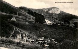 Kurhaus Vorder-Balmberg * 26. 7. 1912 - SO Solothurn