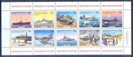 J143- NAURU 2005. 60th ANNIVERSARY OF THE END OF THE SECOND WORLD WAR. - Nauru