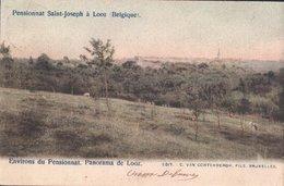 Pensionnat Saint-Joseph à Looz Environs Du Pensionnat Panorama De Looz - Tongeren