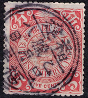 CHINE CHINA CINA STAMP CHINESE IMPERIAL POST  DRAGON  CANCELLED - China