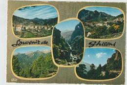Corse :  GHISONI  :   Souvenir - France