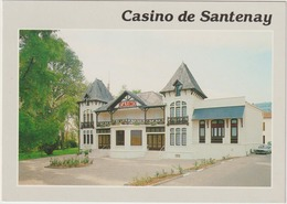 Côte D ' Or :  SANTENAY  : Le   Casino - Other Municipalities