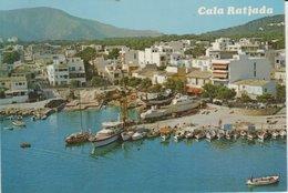 (MALL3104) MALLORCA. CALA RATJADA ... UNUSED - Mallorca