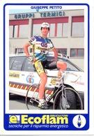 PETITO Giuseppe ITA (Civitavecchia (Lazio), 25-2-'60) 1988 GiS - Ecoflam - Jolly - Ciclismo
