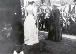 Inhuldiging St. Petruskerk (1905) - 17 X 12 **** Oostende - Ostende - Ostend - Photos