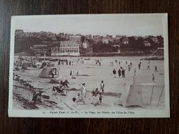 L22/481 Saint-Cast . La Plage, Les Hôtels, Les Villas De L'Isle - Saint-Cast-le-Guildo