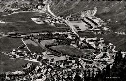 ! S/w Ansichtskarte Andermatt, Kanton Uri, Kaserne, 1951, Militärpost, Schweiz, Feldpost, Militaria - UR Uri
