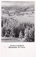 AK Wintersportplatz Mönichkirchen - Winter - 1956 (43196) - Neunkirchen