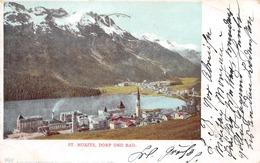 St. Moritz Dorf Und Bad - GR Grisons
