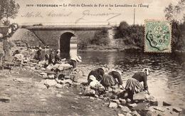Rosporden-le Pont Du Chemin De Fer-bon état - Concarneau