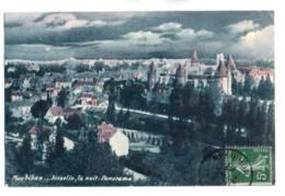 (56) 956, Josselin, Joubart-Dano, La Nuit, Panorama - Josselin