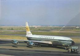 Lufthans Airlines Boeing 707-430 Aviation Aereo D-ABOF Airplane At IDL - 1946-....: Era Moderna