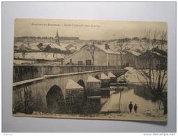 SAINT THIEBAULT Sous La Neige - Autres Communes