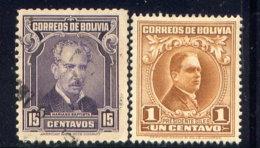 BOLIVIA, NO.'S 218 AND 241 - Bolivia