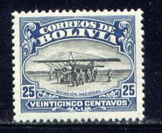 BOLIVIA, NO. C3, MH - Bolivia