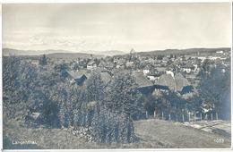Langenthal - Blick über Das Dorf           1935 - BE Berne