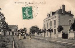 Ingrandes-avenue De La Gare -bon état - Other Municipalities