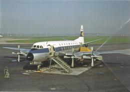 Lufthans Airlines Vickers 814 Viscount D-ANAB Aviation Aereo Airplane - 1946-....: Era Moderna