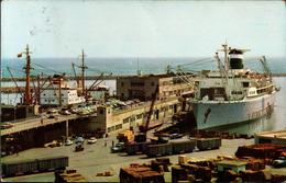 ! 1965 Ansichtskarte Venezuela, La Guaira, Terminal, Schiffe, Ships, Harbour, Hafen - Venezuela