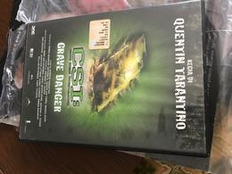 CSI GRAVE DANGER TARANTINO DVD - Modellismo