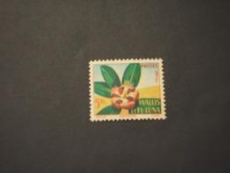 WALLIS FUTUNA - 1958 FIORE - NUOVI(++) - Wallis E Futuna