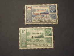 WALLIS FUTUNA - 1944 OPERE 2 VALORI - NUOVI(++) - Wallis E Futuna