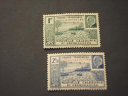 WALLIS FUTUNA - 1941 PETAIN 2 VALORI - NUOVI(+) - Wallis E Futuna