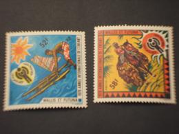 WALLIS FUTUNA - 1979 INFANZIA 2 VALORI - NUOVI(++) - Wallis E Futuna