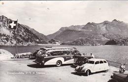 AK Grimselpass - Grimselpasshöhe - Autos Autobus - 1958 (43207) - BE Bern