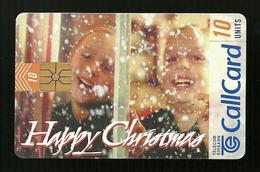 Carta Telefonica Irlanda - Happy Christmas  - Carte Telefoniche@Scheda@Schede@Phonecards@Telecarte@Telefonkarte - Irlanda