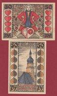 Allemagne 1 Notgeld 50 Pfenning Stadt Altenburg  (RARE) Dans L 'état N °4667 - [ 3] 1918-1933 : República De Weimar