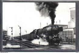 1972 Photographie Originale De Marc Dahlström Train Vapeur En Gare De Kulmbach Très Beau Plan - Trains