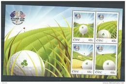 Irlande 2006 Bloc  N°63 Neuf** Sport Golf - Blocs-feuillets