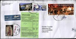 Turkey, 2018 Victory Day, 2016 Definitives - Turkish Art, 2011 100th Anniversary Of Yıldız Technical University - 1921-... Republic
